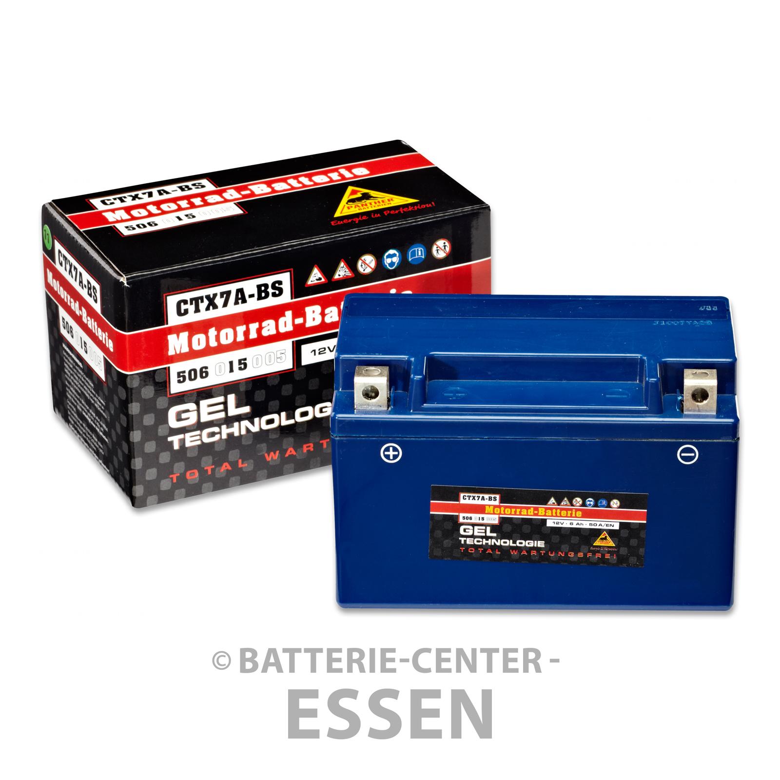 BIG-GEL-YTX7A-BS-12-V-6-Ah-Motorradbatterie-Quad-Roller-Batterie
